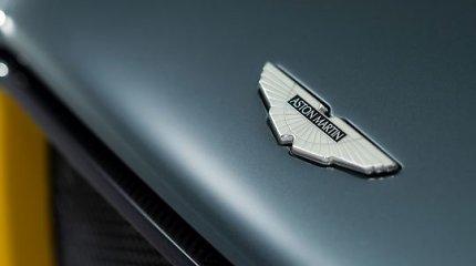 """FT: Kinijos """"Geely"""" gali investuoti į """"Aston Martin"""""""
