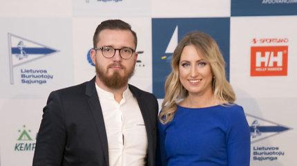 Lietuvos buriavimo apdovanojimų 2019 svečiai