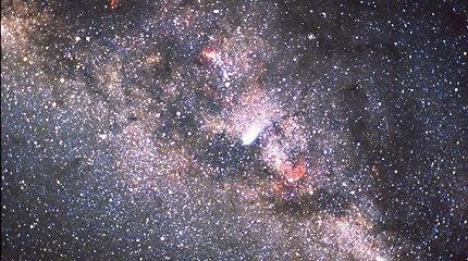 Aptikta įrodymų, kad Paukščių Takas suvalgė kitas galaktikas