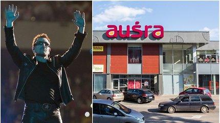 U2 lyderis meta verslą Lietuvoje: supyko dėl mokesčių