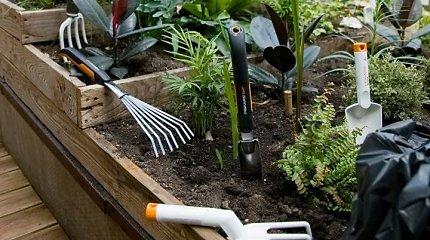 """""""Fiskars"""" išplėtė savo """"Xact™"""" sodo įrankių asortimentą"""