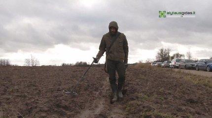 Lietuvos metų lobiu vadinamas radinys aptiktas Alytaus rajono žemėse