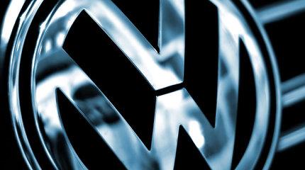 """""""Volkswagen"""" pasirengusi derėtis su masinį ieškinį Vokietijoje pateikusiais vairuotojais"""