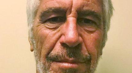 """JAV generalinis prokuroras: kalėjime, kur mirė J.Epsteinas, buvo """"rimtų pažeidimų"""""""