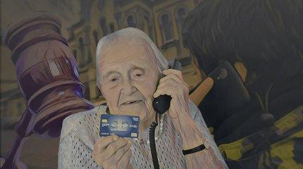 Saldžiabalsis skambintojas privertė Vilniaus pensininkę pasijusti perspektyvia investuotoja