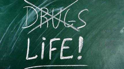 Specialistė pasakoja, kaip gydomi narkotikų vartotojai: laimingi atsikovoję bent keletą gyvenimo metų
