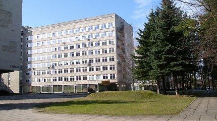 Saulėtekyje – naujas Vilniaus universiteto Chemijos fakulteto pastatas