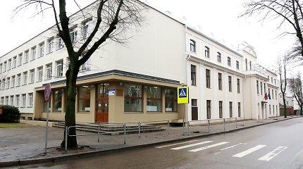 Nuteista Kauno Vinco Kudirkos progimnazijos direktorė: iššvaistyti 55 tūkst. eurų