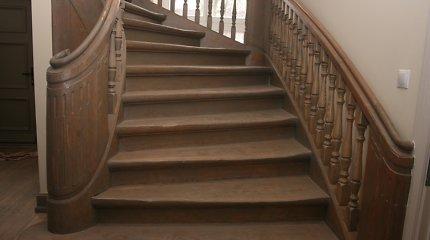 Traumatologas Manvilius Kocius: kam laiptai dažniausiai tampa spąstais