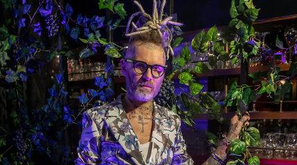 Kalėdiniame dizainerio Liutauro Salasevičiaus vakarėlyje – ir žinomi veidai