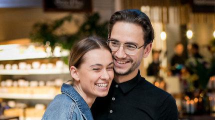 Ieva Stasiulevičiūtė ir Justinas Žvigas-Justy