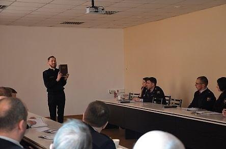 PAGD nuotr./Konferencijos akimirka