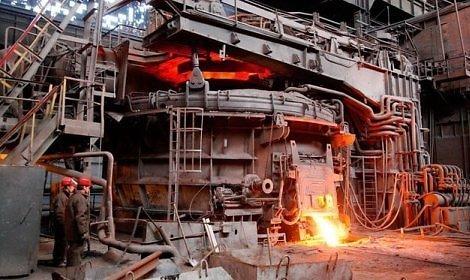 """""""Twitter"""" nuotr./Metalurgijos gamykla """"Raudonasis spalis"""" Volgograde"""