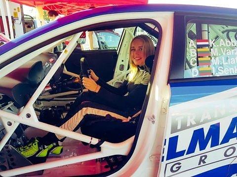 "Komandos nuotr./""Hegelmann Transporte by Algirdai Racing Team"""