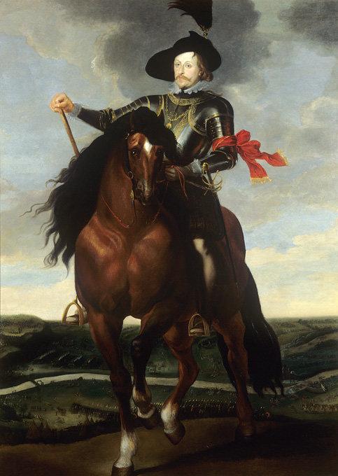 """P.Rubenso paveikslas """"Kunigaikštis Vladislovas Vaza"""""""