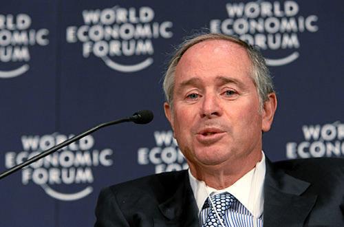 World Economic Forum nuotr./Stephenas Schwarzmanas
