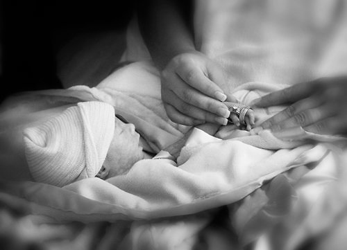 NILMDTS nuotr./Kūdikis