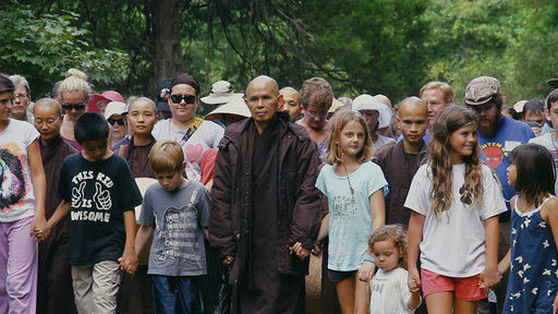 Speakit Pr oductions Ltd nuotr./Thich Nhat Hanh