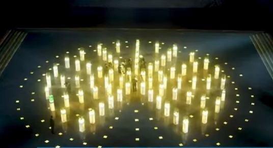 Youtube nuotr./Memoriale įkurdintos širdys.