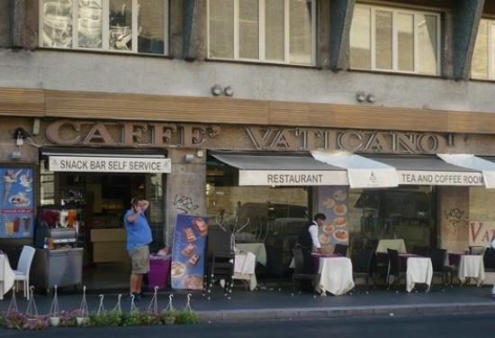 TripAdvisor nuotr./Cafe Vaticano