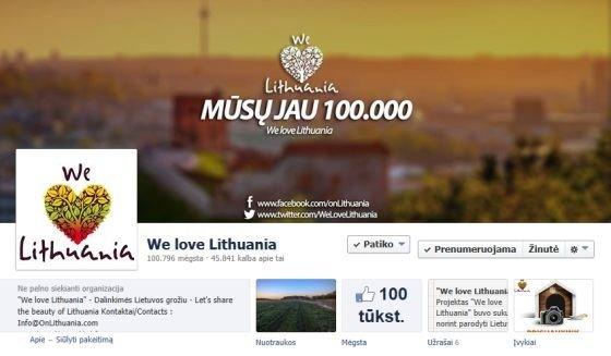We love Lithuania
