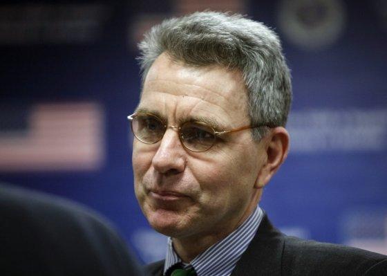 """""""Reuters""""/""""Scanpix"""" nuotr./JAV ambasadorius Ukrainoje Geoffrey Pyattas"""