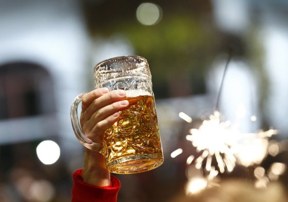 """Reuters""/""Scanpix"" nuotr./""Oktoberfest"" alaus šventė Miunchene"