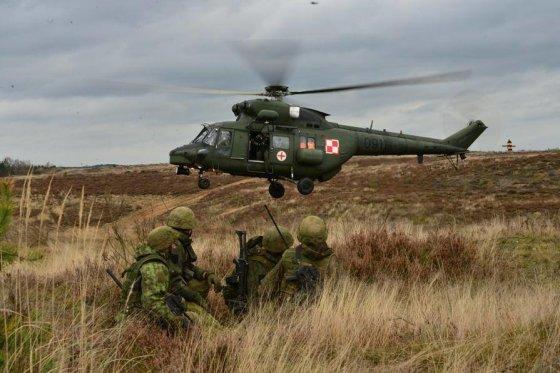 zoom.mon.gov.pl/Lenkijos kariuomenė turi kuo didžiuotis