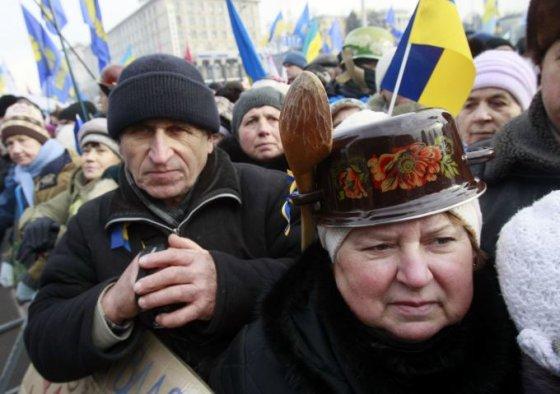 Ukrainiečiai Maidane