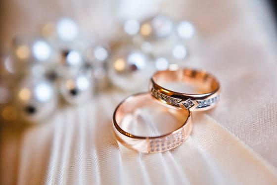 Shutterstock nuotr./Vestuviniai, žiedai