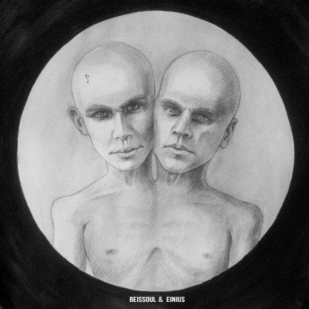 Asmeninio albumo nuotr./Beissoul ir Einius