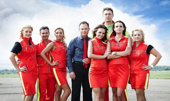 """TV3 nuotr./""""TV pagalbos"""" komanda"""