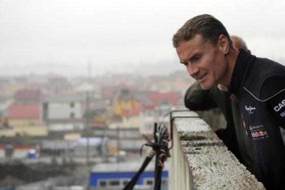 """AFP/""""Scanpix"""" nuotr./Davidas Coulthardas"""