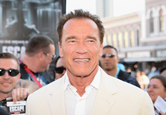 "AFP/""Scanpix"" nuotr./Arnoldas Schwarzeneggeris"