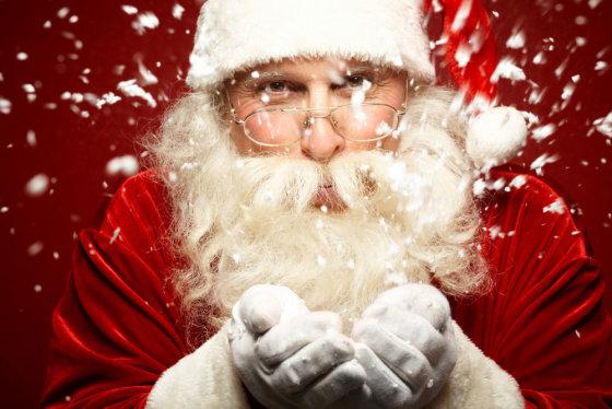 Fotolia nuotr./Kalėdų senelis