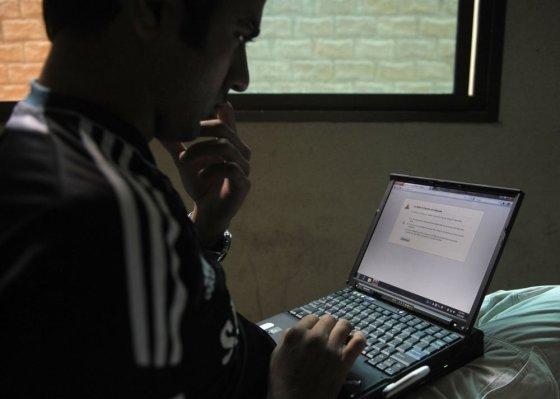 """AFP/""""Scanpix"""" nuotr./Išjungtas tinklalapis"""