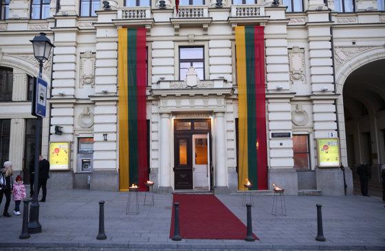 """Luko Balandžio/Žmonės.lt nuotr./""""Lietuvos garbė 2014"""" svečiai"""