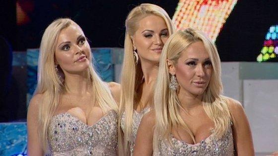 """TV3 nuotr./""""Naujos pupytės"""" laidoje """"Ginčas be taisyklių"""""""