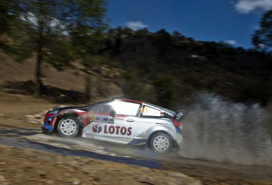 """Scanpix"" nuotr./WRC Meksikos ralis"