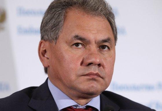 """""""Reuters""""/""""Scanpix"""" nuotr./Rusijos gynybos ministras Sergejus Šoigu"""