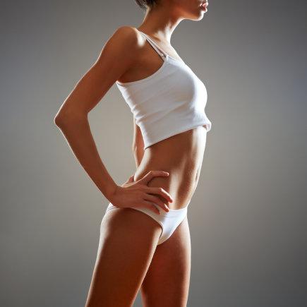 Shutterstock nuotr./Daili moters figūra