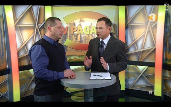 """TV3 Play nuotr./Speciali """"TV Pagalbos"""" laida, skirta gelbėtojai Viltei atminti"""