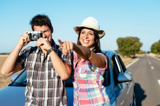 123rf.com nuotr./Turistai