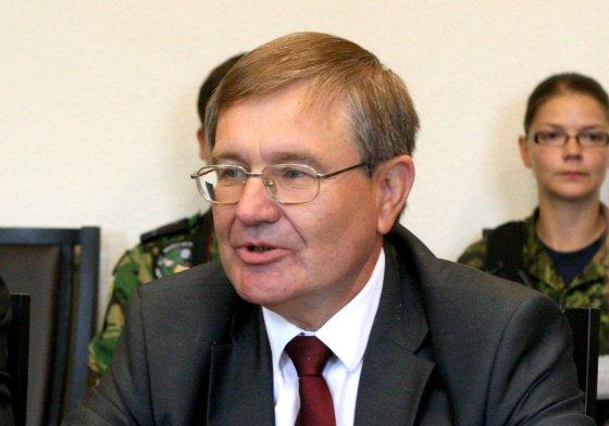 Alvydo Januševičiaus nuotr./Justinas Sartauskas, Šiaulių meras