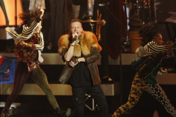 """Reuters""/""Scanpix"" nuotr./Macklemore"