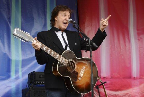"""""""Reuters""""/""""Scanpix"""" nuotr./12 vieta – Paulas McCartney"""