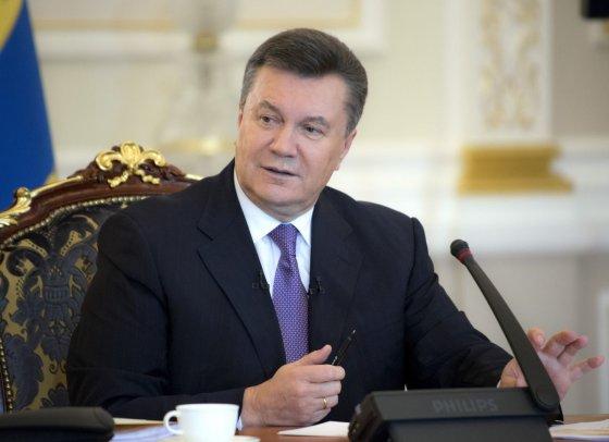 """Reuters""/""Scanpix"" nuotr./Viktoras Janukovyčius"
