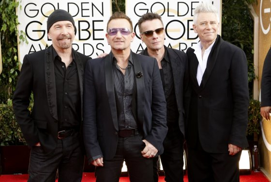 """Reuters""/""Scanpix"" nuotr./Grupė U2"