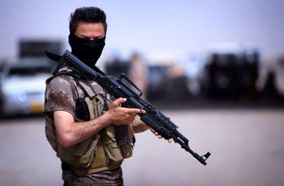 """AFP/""""Scanpix"""" nuotr./Teroristas Irake"""