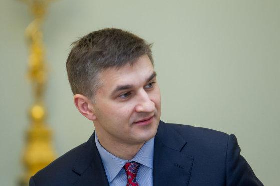 BFL/Butauto Barausko nuotr./Energetikos ministras Jaroslavas Neverovičius